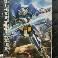 MG Gundam Fighter Age 1 Spallow 1/100 Earth Federation Force Mobile