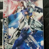 MG Gundam Fighter Age 1 Normal Earth Federation Force Mobile Suit