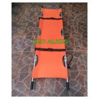 Tandu Lipat 4. Stretcher Lipat 4 - Orange