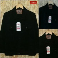jaket jeans pria jaket denim murah warna hitam