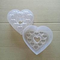 Cetakan Hati 3204/Cetakan Love Art/Cetakan Puding/cake/jelly/Bento