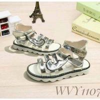 Sandal gladiator anak import
