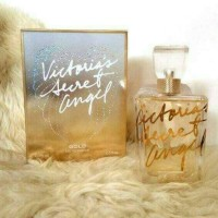 Parfum Ori Eropa Nonbox Victoria Secret Angel Gold EDP 75 Ml