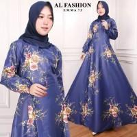 Baju Gamis Wanita Muslim Miranda maxi CC Murah
