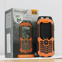 Gplus-X G10 Handphone Outdoor - Orange