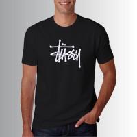 Kaos T Shirt Distro Stussy Signature O6105