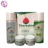 [ Paket GLOWING ] Theraskin glowing cream skin care