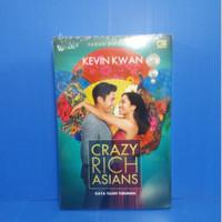 NOVEL CRAZY RICH ASIANS - KEVIN KWAN