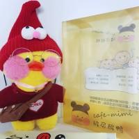 boneka mimi duck crishtmas kado natal spesial unik boneka impor lucu