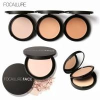 focallure original pressed powder face press bedak wajah make up