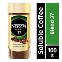 Nescafe gold blend 37 Instant Soluble Coffee - 100 gr