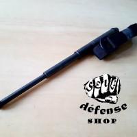 "Baton Stick Saku - Baton Stick Mini Solid Steel ""Self Defense Shop"""