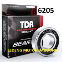 TDR Laher 6205 Fiber Racing Ball Bearing Kruk As Ninja Satria RX King