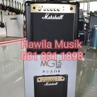 Marshall MG15 Gold Mg 15 Gold Amplifier Guitar Ampli Gitar Marshall