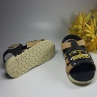 Sendal Anak Tayo Hitam Sepatu Sandal Anak Tayo usia 1 2 3 Tahun
