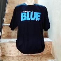 KAOS BOLA BIG SIZE MANCHESTER CITY IS BLUE 2XL 3XL 4XL