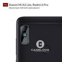 Pelindung Kamera Xiaomi Mi A2 Lite / Redmi 6 Pro Tempered Glass Camera
