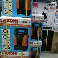 BEST POMPA AIR// Mesin cuci LAKONI stim steam LAGUNA 70 jet cleaner