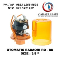 GROSIR - OTOMATIS POMPA AIR - 3/8 INC - RADARORI - RD-88