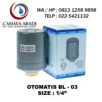 "GROSIR - OTOMATIS POMPA AIR - 1/4"" - BALENO - BL-03"