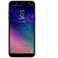 Tempered Glass Samsung A6 Plus 2018 Anti Gores Kaca (Screen Protector)