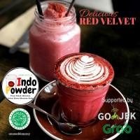 Red Velvet Powder 1 Kg / Bubuk Red Velvet 1 Kg