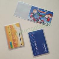 Plastik Sampul KTP, Cover KTP / Etoll