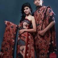 Batik Tulis Couple madura motif