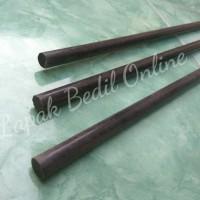 Teflon Hitam od 8 mm / teflon batangan / teflon pcp / teflon bahan