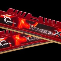 GSKILL 8GB DDR3 RAM Performance Series RipjawsX (F3-12800CL10S-8GBXL)