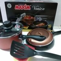 MAXIM Venice set / Panci teflon / fry pan teflon