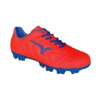 Produk Original - Calci Sepatu Bola Soccer Wrath SC - Narjan Red