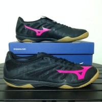 Sepatu Futsal Mizuno Basara Sala IN Black QGA