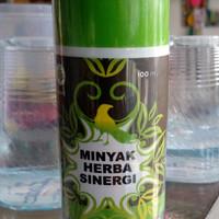 Minyak Herba Sinergi (MHS) produk HPAI