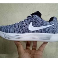 Sepatu Sneaker Nike Lunar Glide Purple Pria