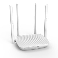 Tenda F9 600 Mbps- Smart Wireless Router + Wifi Extender / Repeater