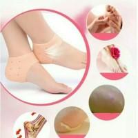 Silicone tumit kaki silicone Soft Gel Heel Protector