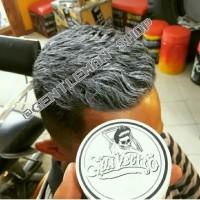 Pomade Suavecito Hair Clay Wax Colour Warna Sample - Free Sisir Saku !
