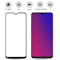 TEMPERED GLASS OPPO F9, F 9 ANTI GORES KACA FULL COVER SCREENGUARD