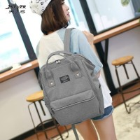 Tas Ransel Living Traveling Share Denim A597
