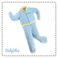BAJU RENANG PELAMPUNG | GOSWIM FLOSWIM DIVING| Cuddleme - Baby Blue-M