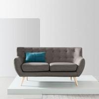 Sofa Retro scandinavian 2 seater