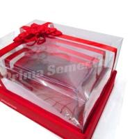 Kotak Seserahan / Sangjit Pernikahan Isi 4 Mika Tinggi (KHUSUS GOJEK)