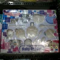 Baby gift set feeding set lusty bunny 15 in 1 | Food maker