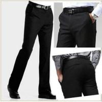 Celana Formal Pria Panjang Kerja Model Slimfit