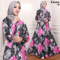 unch Baju Pakaian Wanita Gamis Dress