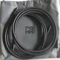 Kabel RCA RAMM audio S3 2,5 meter