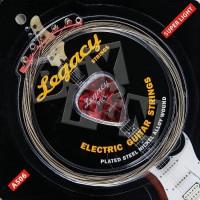 Senar Gitar Elektrik Legacy .009 (Bonus Pick) A506 Super Light