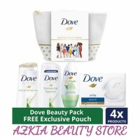 Dove Beauty Travel Pack