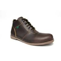 Sepatu Pria Black Master New Brodo Brown Boots Tracking Hiking Kerja